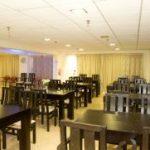 בית אבות הדרים רמת גן חדר אוכל