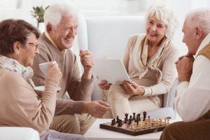 המפתח לחיים ארוכים בגיל הזהב