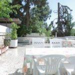 בית אבות נוף חן ברמת גן ספות במרפסת
