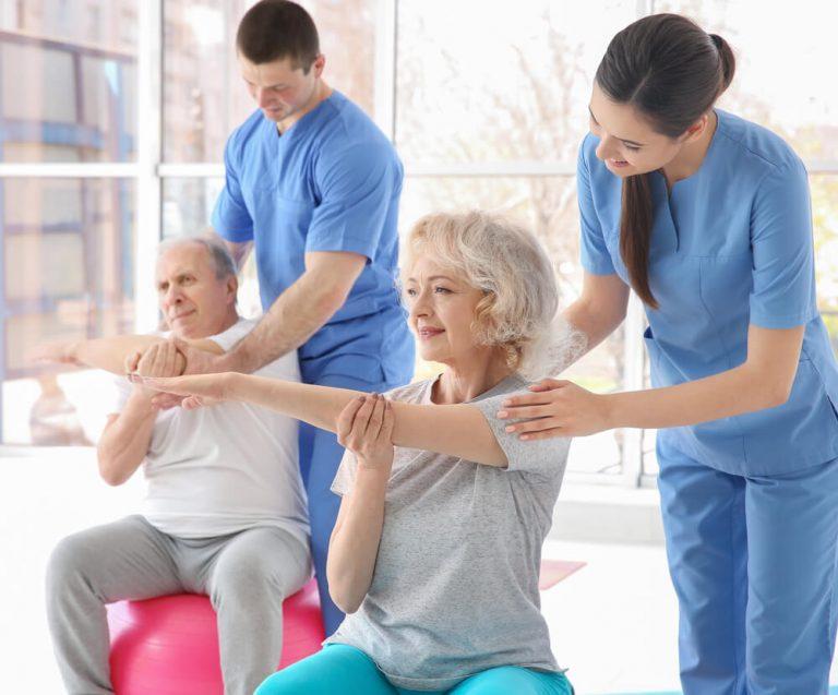 פיזיותרפיה בגיל הזהב