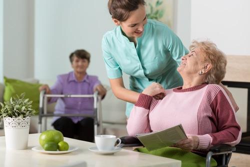 Social life in nursing homes