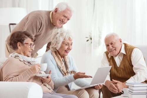 המחשב והאיש הקשיש