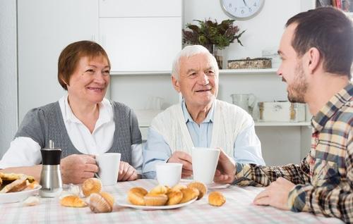 זקנה והעתיד במספרים