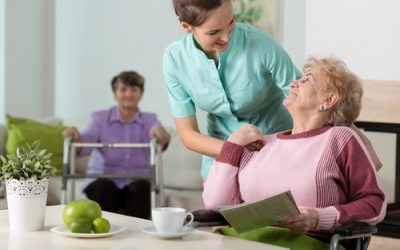 Social life in nursing homes